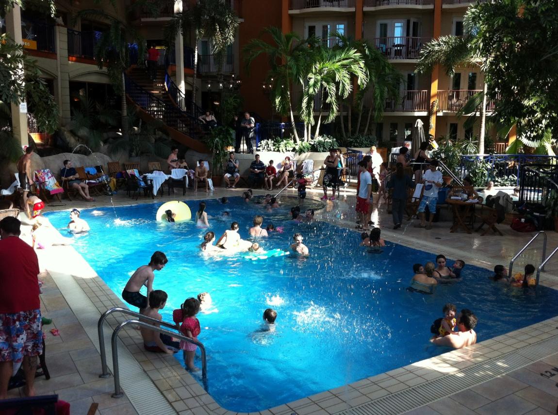 Top 10 – Les plus belles piscines d'hôtel du Québec