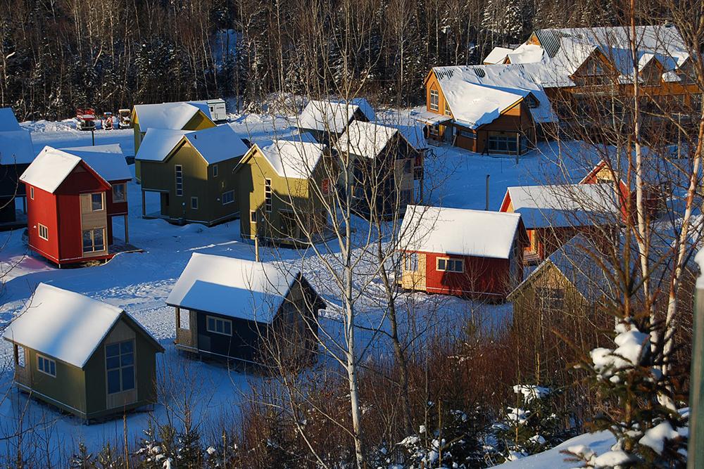 Pin rouge dans la baie des chaleurs ski alpin gasp sie for Auberge du pin rouge