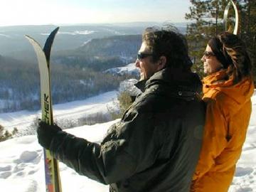 Activit s de plein air lanaudi re - Montagne coupee ski de fond ...