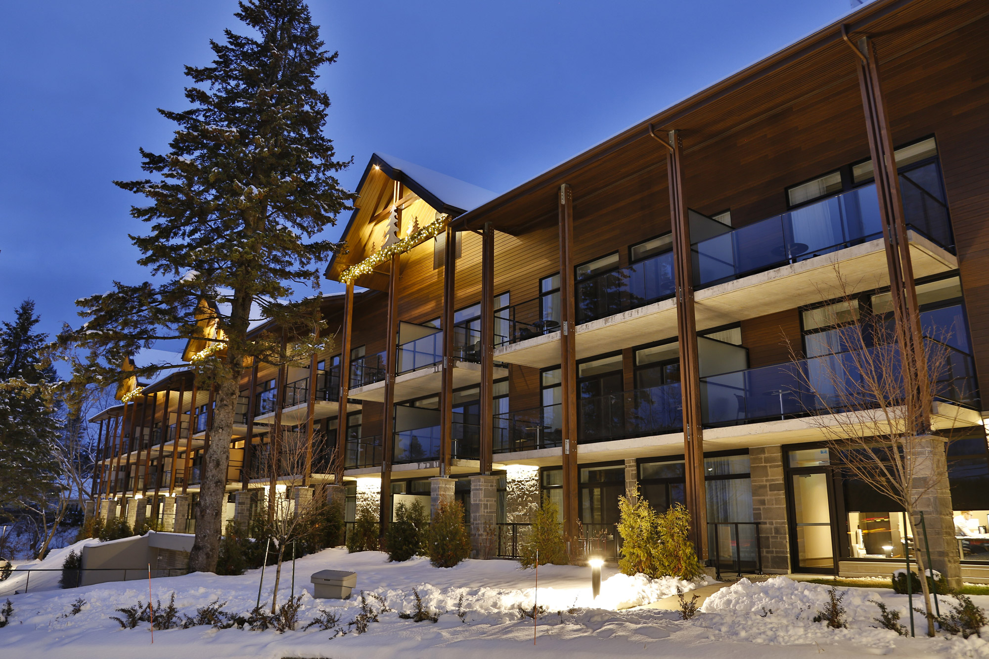Hotel Lac Beauport Quebec
